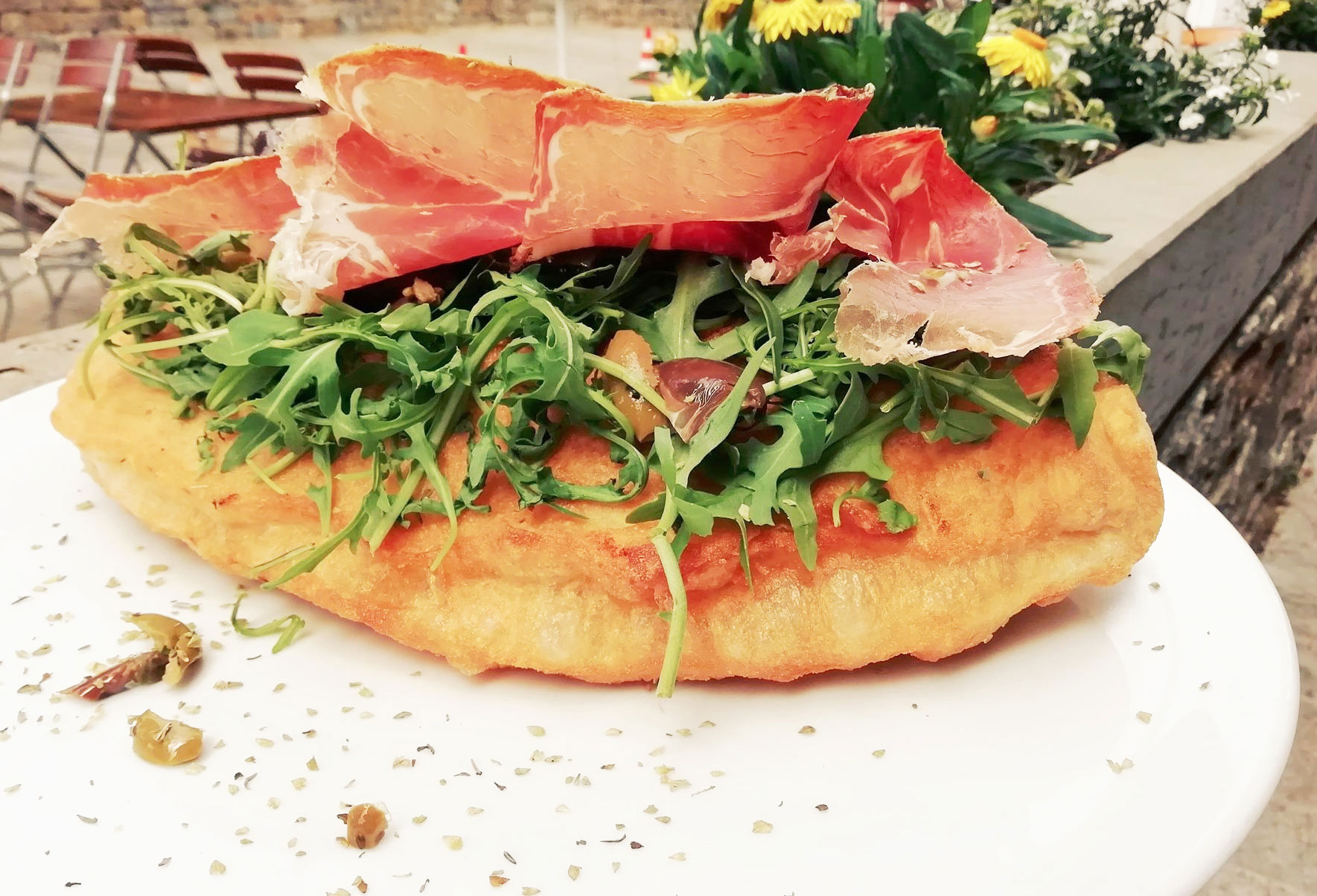 Calzone-Fritto